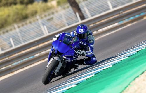 Yamaha R1 2020 Jerez