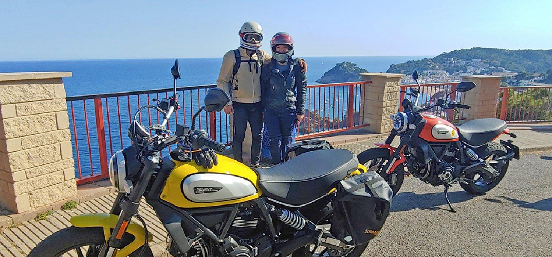 Scrambler Ducati Costa Brava