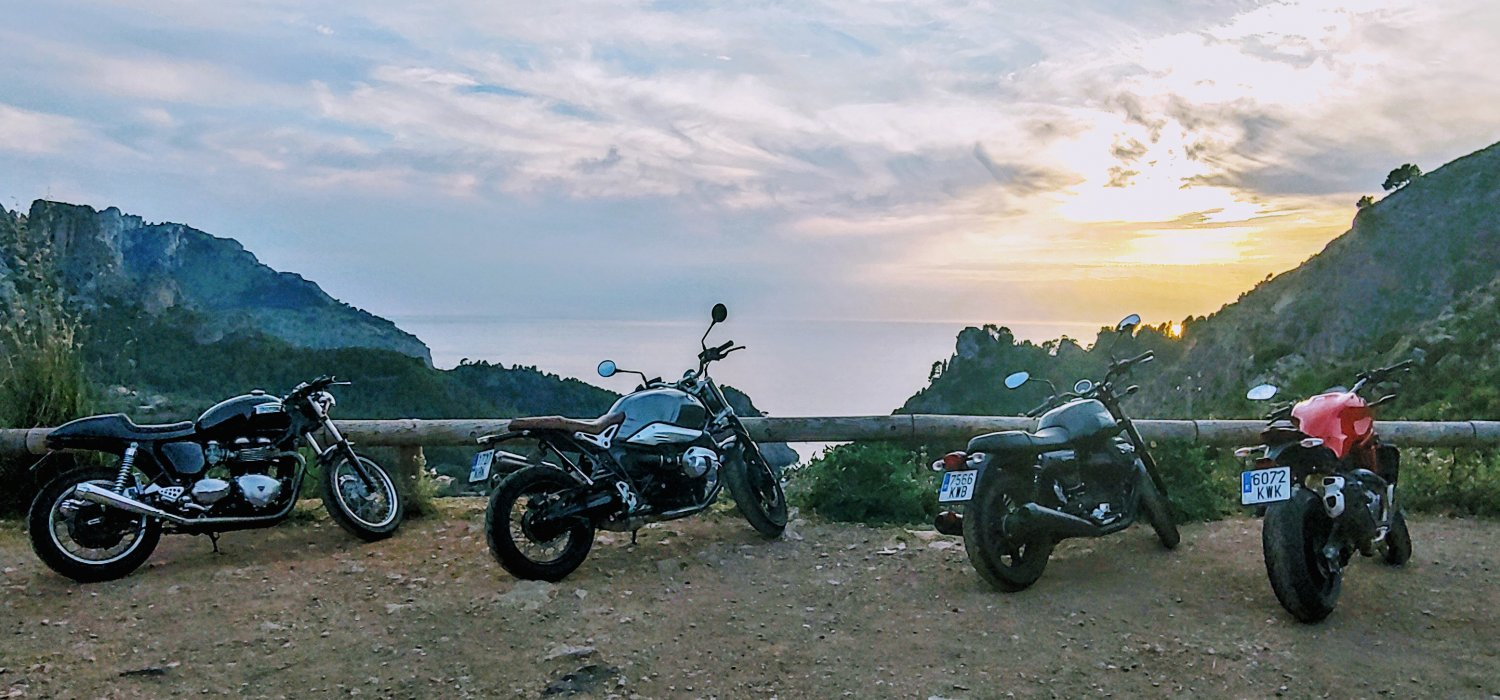 Spain motorcycle tours